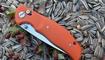 Нож Y-START JIN02 orange12
