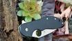 Нож Spyderco Domino C172 какая сталь