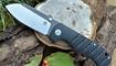 Нож Petrified Fish PF-714 black цена