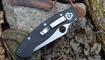 Нож Spyderco Military C36 отзывы