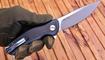 Складной нож Petrified Fish PF-949 GR купить