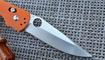 Нож Benchmade Harley orange реплика