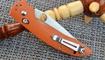 Нож Benchmade Harley orange Львов