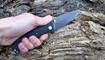 Нож Y-START HZ04 all black Днепр