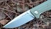 Нож Y-START HZ04 green купить