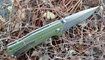 Нож Y-START HZ04 green официальный сайт