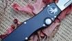 Нож выкидной Microtech Halo V Украина