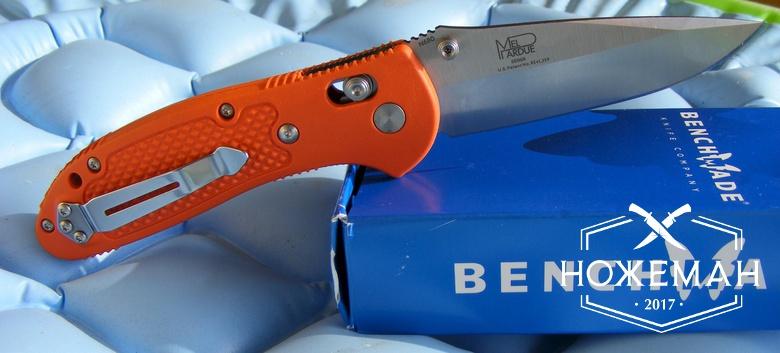Нож Benchmade Griptilian сталь N680