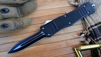 Автоматический фронтальный нож Microtech