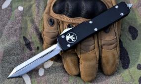 Автоматический фронтальный нож Microtech Ultratech