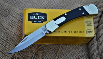 Автоматический нож Buck 110