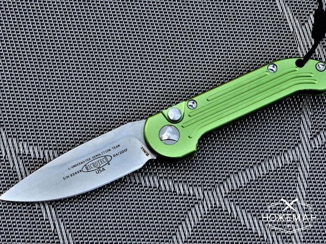 Автоматический нож Microtech LUDT Automatic