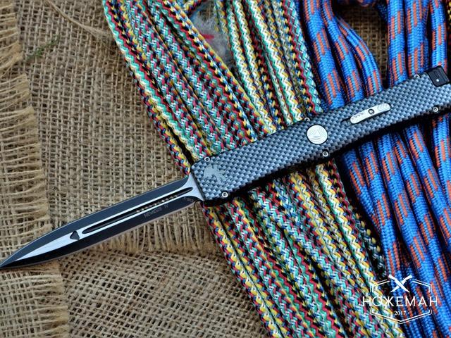 Автоматический нож Microtech Nemesis 4