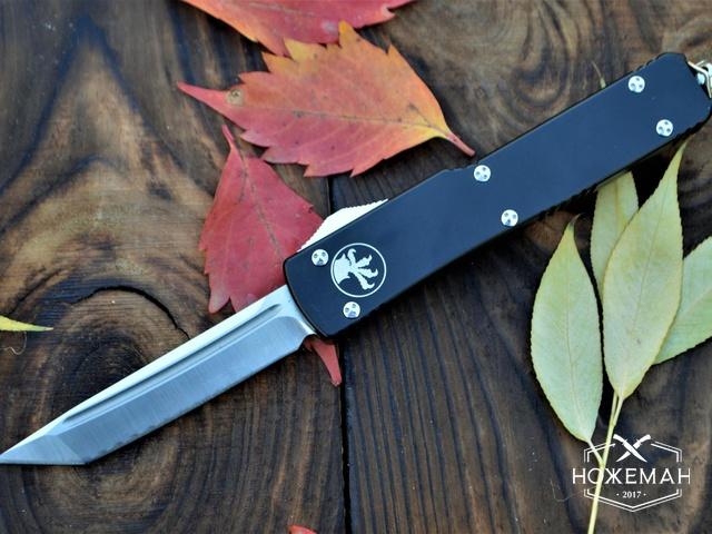 Автоматический нож Microtech Ultratech Tanto