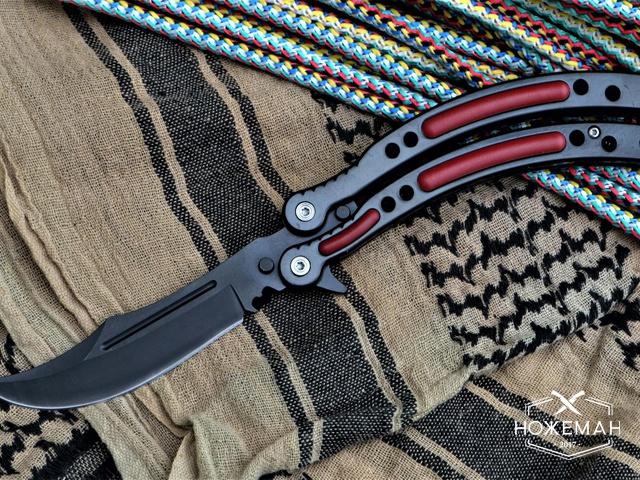 Нож Балисонг CS GO
