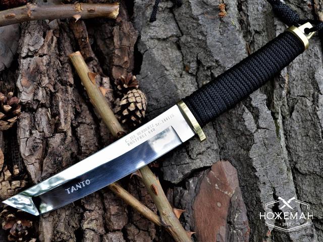 Боевой нож Jul Herbertz