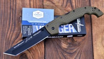 Боевой нож Cold Steel Voyager XL