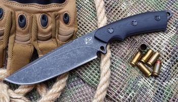 Боевой нож LW Knives Large Fixed Blade
