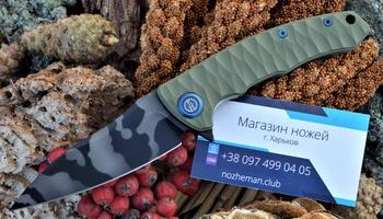 Боевой нож Maxace Corvus-K