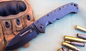 Боевой нож Voltron