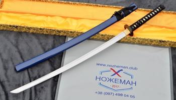 Боевой самурайский меч