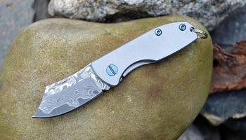 Брелковый нож на ключи