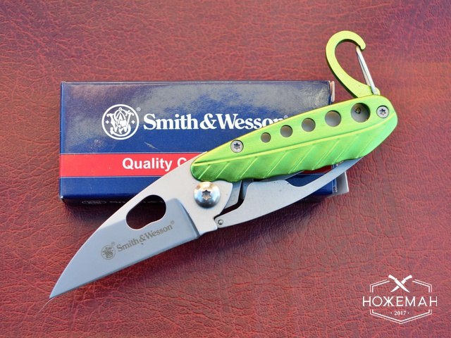 Брелковый нож Smith Wesson Hummingbird