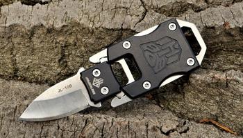 Брелковый нож трансформер Optimus