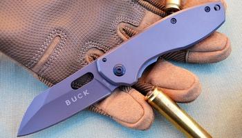 EDC нож Buck