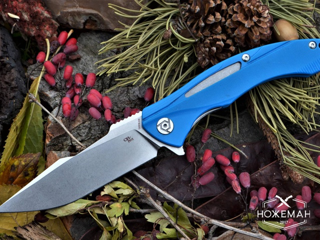 Нож CH Outdoor CH3519 G10