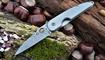 EDC нож из дамасской стали Spyderco