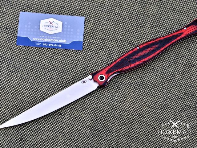 Филейный нож Reptilian Лаврак