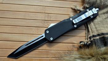 Фронтальный нож Microtech Combat Troodon