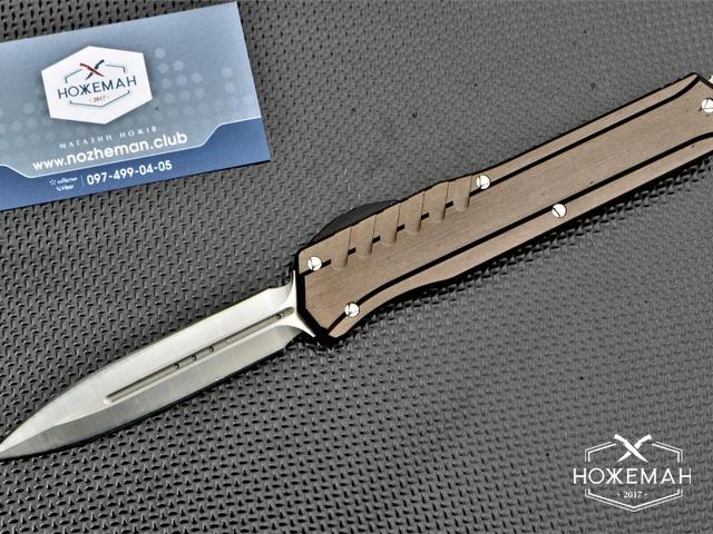 Фронтальный нож Microtech Cypher MK7