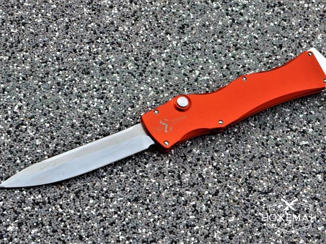 Фронтальный нож Microtech Halo 4