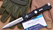 Фронтальный нож Microtech Marfione Custom Nemesis