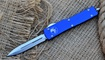 Фронтальный нож Microtech Ultratech Double Edge