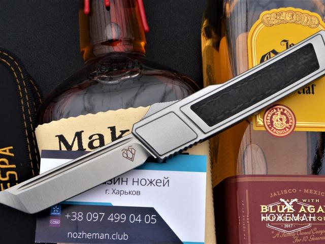 Фронтальный выкидной нож VESPA Ripper