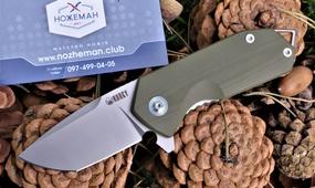 Карманный нож Kubey KU203B