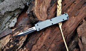 Карманный выкидной нож