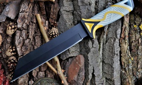 Кемпинговый нож