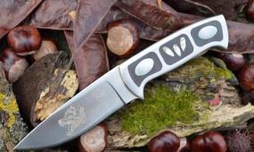 Кемпинговый нож Golden Wolf