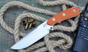 Кемпинговый нож LW Knives Large Fixed Blade