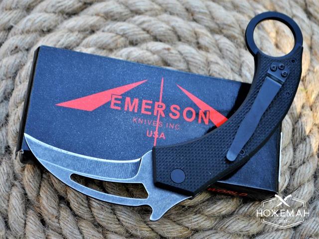 Керамбит Emerson