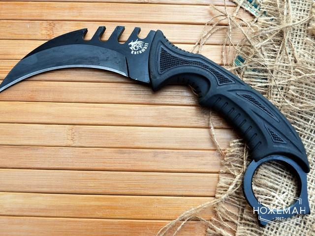 Керамбит нож The One