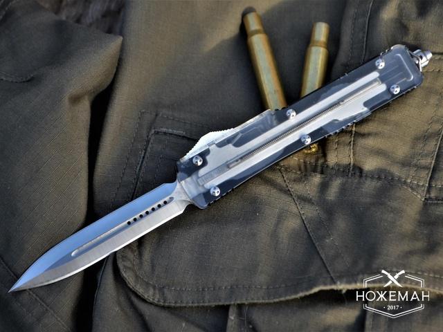 Лучший выкидной нож