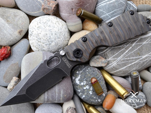 Нож Strider SMF07 Tanto