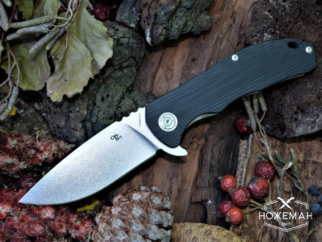 Нож CH Outdoor CH3504 G10