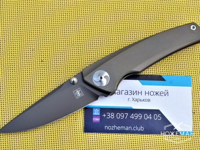 Нож Aiorosu Zong
