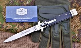 Нож AKC Leverletto Plus